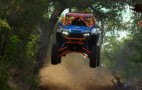 RJ Anderson stunts Polaris RZR XP1K4 for serious off-road action