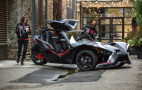 Polaris Slingshot injects a bit of luxury to its 3-wheeler with Grand Touring LE trim