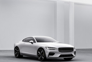 Volvo's new Polestar electric-car brand to launch 600-hp model in 2019