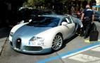 Czech Police Clamp Down Bugatti Veyron: Video