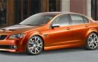 Pontiac planning G8 GXP with Corvette LS3 V8?