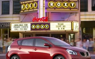 Review: the 2010 Pontiac Vibe