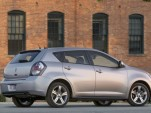2010 Pontiac Vibe: Get The Greenest Pontiac Before It's Gone