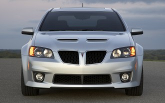 2008 - 2009 Pontiac G8 Recalled For Airbag Delay