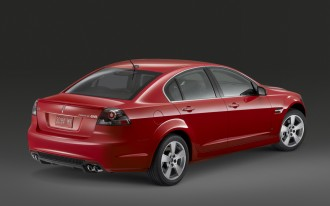 2010 Pontiac G8: Punched About Then Booted Out