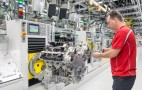 Porsche opens new plant for 8-cylinder engines