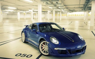 Porsche Fans Design 911 Carrera 4S That None Of Us Can Buy (But You Can Drive It)