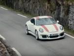 Porsche 911 R, Tour de France stage