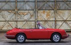 First Porsche 901 Cabriolet Prototype to be auctioned off