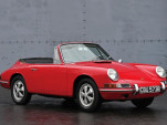 1964 Porsche 901 Cabriolet Prototype by Karmann