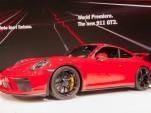 Porsche listens, reunites 911 GT3 and manual trans for 2018