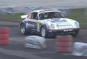 1984 Porsche 911 SC/RS Group B rally car
