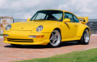 A 1996 Porsche 911 GT2 to be auctioned in Monterey