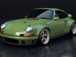 Singer-Williams Porsche 964 911 lightweight restoration