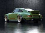 964 Porsche 911 lightweight restoration by Singer and Williams