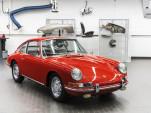 Porsche-restored 1964 911