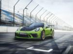 2019 Porsche 911 GT3 RS with Weissach package