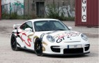 9ff shows off custom 670hp Porsche 911 GT2
