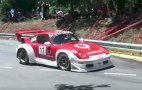 Rare Porsche 911 GT2 takes on a Portuguese hill climb