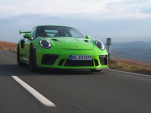 Porsche 911 GT3 RS visits the Isle of Man