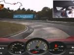 Porsche 911 laps the Nordschleife in 7:37.9