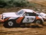 Porsche 911 SC East African Safari Rally car