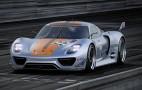 2011 Detroit Auto Show: Porsche 918 RSR