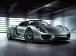 Report: Production Porsche 918 Spyder Will Be More Powerful Than Concept
