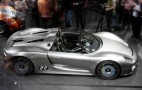 Production Porsche 918 Spyder Plug-In Hybrid Supercar: Naked At Last (Video)