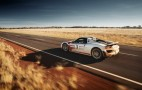 Porsche 918 Spyder Completes World-First Stunt In Aussie Outback: Video