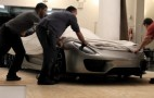 Production Porsche 918 Spyder Revealed Early On Video?