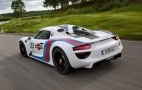Lexus LS F Sport, Porsche 918 Spyder, Aston Martin DB3S: Top Photos Of The Week