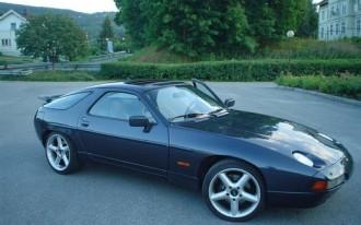Porsche 928 Reborn. Maybe.