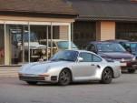 Porsche 959, photo by Copley Motorcars