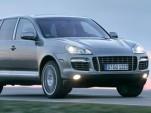 Porsche boosts power for Cayenne Turbo S