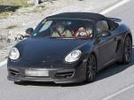 Spy Shots: Porsche Boxster Speedster Caught Testing