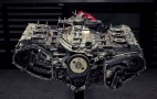 Hypnotic Time-Lapse Teardown Of A Porsche Flat Six: Video
