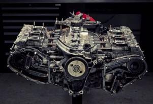 Porsche Carrera 3.2-liter Flat Six Teardown Timelapse