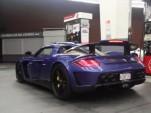 Porsche Carrera GT Gemballa Mirage GT
