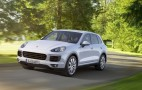 2015 Porsche Cayenne S E-Hybrid Will Be Third Plug-In For German Brand