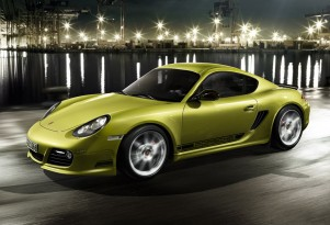 2011 Porsche Cayman R: Bringing Some Competition to the 911 Neighborhood