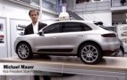 Porsche Design Team Talks About The New Macan: Video