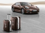 Porsche Design Panamera Collection luggage set