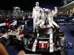 Porsche drivers Brendon Hartley, Mark Webber & Timo Bernhard win 2016 6 Hours of Shanghai