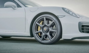 Porsche is making carbon fiber wheels as an option for the 911 Turbo S Exclusive Series