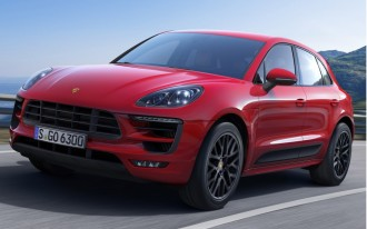 2015-2017 Porsche Macan recalled to fix airbag systems: nearly 18,000 SUVs affected