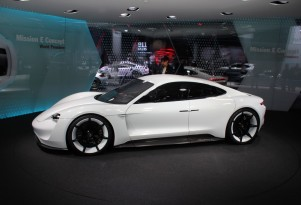 Concepts Preview Shared Platform For Porsche, Audi Premium EVs?