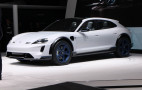 Porsche Mission E Cross Turismo concept: second electric model previewed