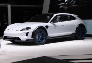 Porsche Mission E Cross Turismo concept: second electric model previewed