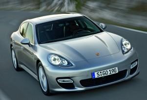 Video: Porsche Panamera World Debut